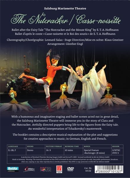 Tchaikovsky / Salzburg Marionette Theatre - Nutcracker - BEL