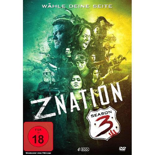 Kellita Smith Z Nation Season 3