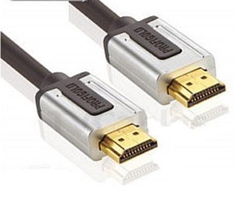 1,5m HDMI C-Stecker//HDMI C-Stecker MINI Kabel 1.4 High-Speed mit Ethernet