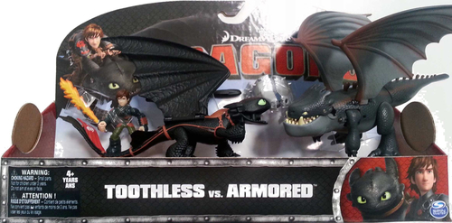 how to train your dragon 2 toothless and hiccup toy